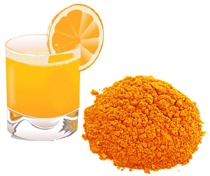 Orange Breakfast Drink