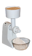 Family Grain Mill with Motor